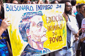 APLB-SINDICATO REPUDIA ATAQUE DE BOLSONARO A PROFESSORES (AS) E SINDICATOS