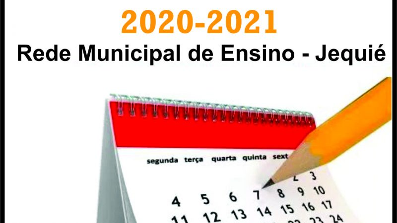 Confira o calendário letivo do ano continuum 2020-2021