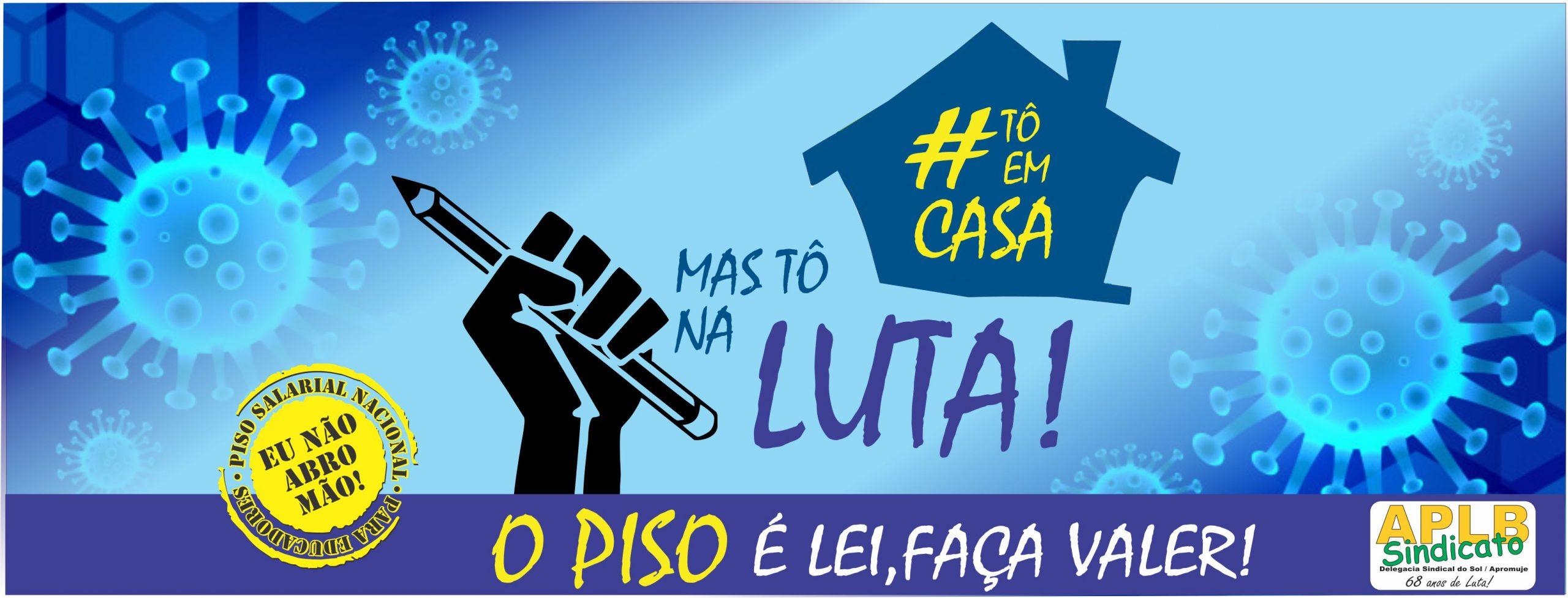 VAMOS DEFENDER O QUE É NOSSO!!!#pisoéleifaçavaler #aplbdeluta